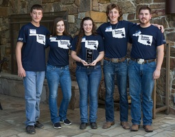 NHS Places 1st in State at Envirothon
