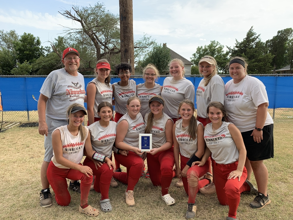 Lady Owls Win Consolation Champions at Olustee