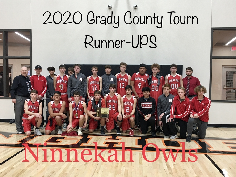 Owls Take Runner-Up Hardware at Grady County Tournament