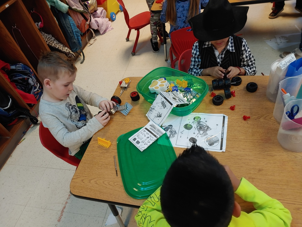 Kindergarten Learning Stations
