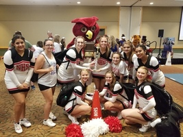 Summer Awards for NHS Cheer & Mascot