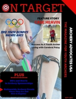 Archery Publication Features Ninnekah 8th Grader