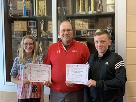 NMS November Students of the Month